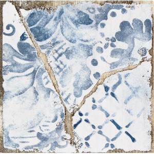 Piemme COTTAGE Maiolica Blu NAT/RET 15x15 cm (00278)