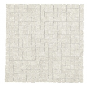 Piemme More Mosaico Bianco LEV/RET 30x30 cm