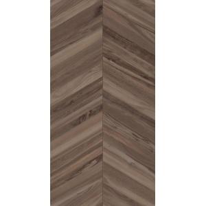 Piemme FLEUR DE BOIS CHEVRON CHOCOLAT NAT/RET 60x119,5 cm  GRES PADLÓLAP