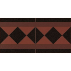 Vives BARNET CENEFA BASILDON TERRA 31,6x15,8 cm