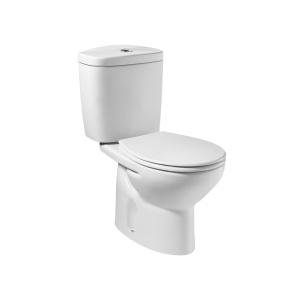 Roca Victoria Monoblokkos WC, mélyöblítésű, hátsó kifolyású, TETŐ ÉS TARTÁLY NÉLKÜL (A342395000)