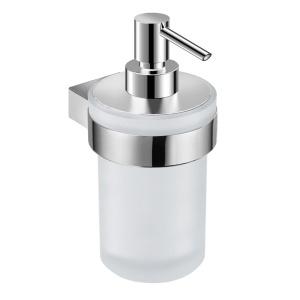 JIKA PURE folyékony szappan adagoló fali, üveg tartállyal 203 ml (3833B2)