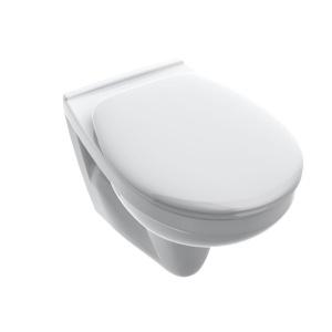 Alföldi  Saval 2.0 Mélyöblítésű fali-WC, Szerelése speciális tartó- és rögzítőszerelvényt igényel (70565901)