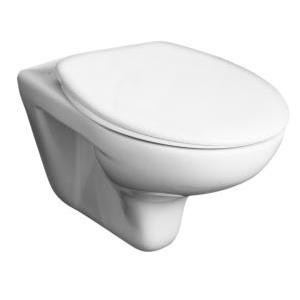 Jika Zeta fali WC, mélyöblítésű, ülőke nélkül (820396)