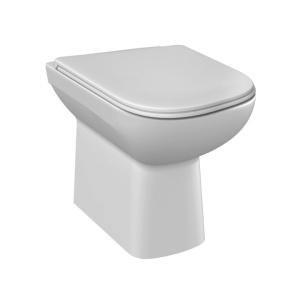 Jika Deep mélyöblítésű, Vario lefolyós, álló WC falhoz illeszkedő (H8216150000001)