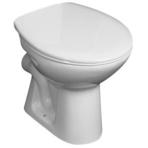Jika Zeta álló WC, mélyöblítésű, hátsó kifolyású, ülőke nélkül (822396)