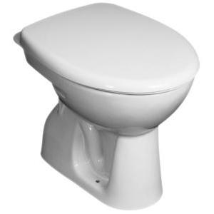 Jika Zeta álló WC, mélyöblítésű, alsó kifolyású, ülőke nélkül (822397)