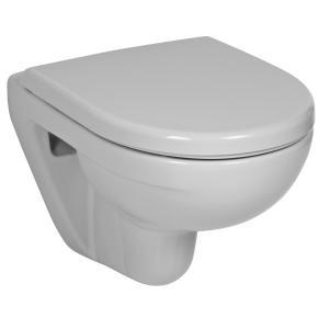 Jika Lyra Plus Compact fali WC, mély öblítéssel, ülőke nélkül (8.2338.2.000.000.1)