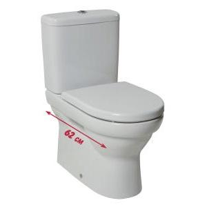 Jika Tigo kombi WC tartály és ülőke nélkül (824216231)