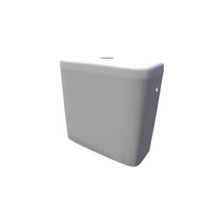 Jika Tigo WC tartály, alsó bekötésű (828213)