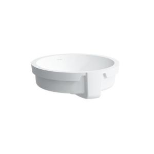 LAUFEN LIVING alulról beépíthető mosdó 40 cm (H8134380001091)
