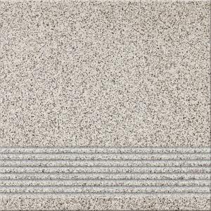 Opoczno MILTON GREY Lépcsőlap 29,7x29,7 cm