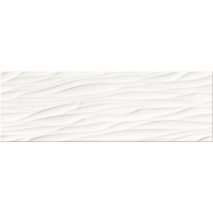 OPOCZNO STRUCTURE PATTERN WHITE WAVE 25x75 (OP365-006-1)