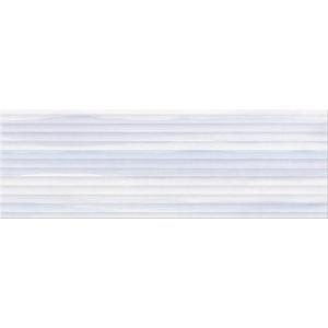 Opoczno  STRIPES BLUE STRUCTURE 75x25cm (OP681-002-1)