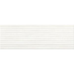 Opoczno STRIPES WHITE STRUCTURE 75x25cm (OP681-006-1)