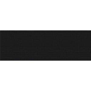Opoczno Pret A Porter BLACK TEXTILE 75x25cm (OP684-003-1)