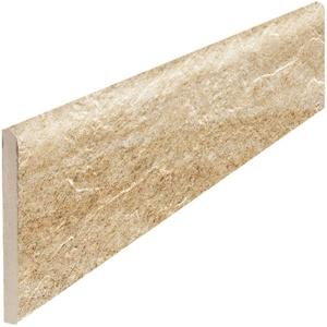 PAUL OUTFIT lábazati elem   GOLD 9,5x40 cm (PFTB03)