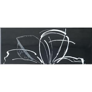 PAUL LINE UP INS. DAISY BLACK A+B 20x50 cm (PLUD35)
