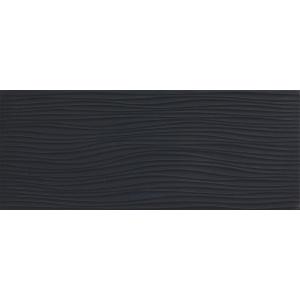 PAUL LINE UP DUNE BLACK MATT 20x50 cm (PLUR15)