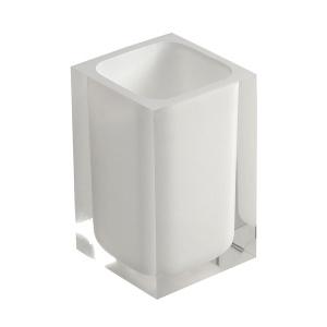 Sapho RAINBOW pohártartó, álló,fehér (RA9802)