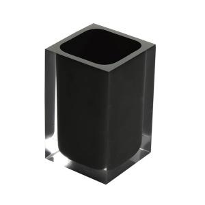 Sapho RAINBOW pohártartó, álló, fekete (RA9814)