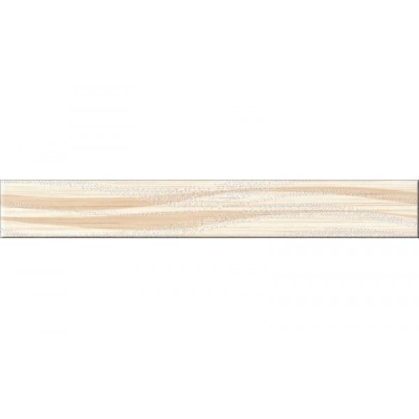 Cersanit TANAKA CREAM 5x35 cm dekor csempe (OD305-008)