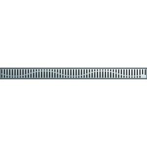 ACO COMFORT 1185 mm széles zuhanyfolyóka rács hullám rács (408562)