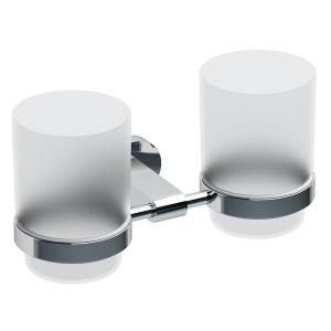 Ravak Chrome Dupla pohártartó (üveg) (cr220)
