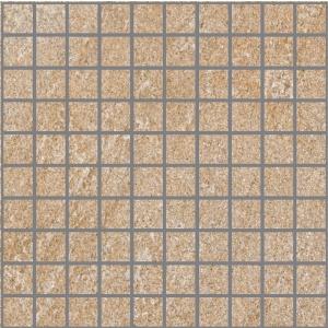 Emil Ceramica ANTHOLOGY STONE GOLD MOSAICO INDOOR 30x30 cm NAT GRES padlólap (fagyálló)