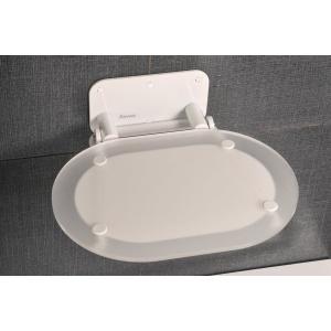 RAVAK ÜLŐKE Zuhanykabin ülőke CHROME CLEAR/fehér