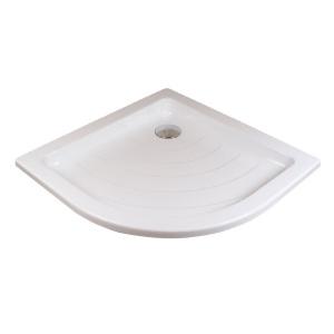 Ravak ZUHANYTÁLCA RONDA-90 LA Fehér lábra való szereléshez (univerzális tartóláb) vagy a padlózatba történő besüllyesztéshez