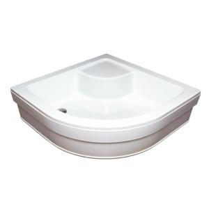 Ravak Előlap zuhanytálcához SABINA 90 Fehér előlap
