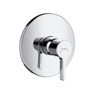 Hansgrohe Metris S króm zuhanycsaptelep falsík alatti külsőrész (31665000)
