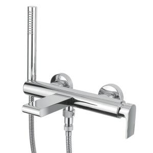 BUGNATESE SIMPLE (6602CR) Kádcsaptelep zuhanyszettel