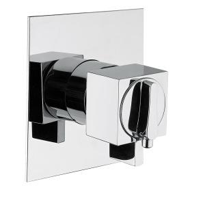 BUGNATESE TETRIS (9177CR) Fal alatti termosztátos zuhanycsaptelep