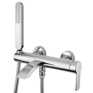 BUGNATESE TESS (9602CR) Kádcsaptelep zuhanyszettel
