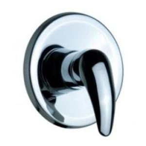 Jika LYRA falba építhető zuhany csaptelep, króm H3312760040001