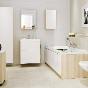 Cersanit Smart Fürdőszoba bútorok