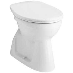 Alföldi Bázis mélyöblítésű álló WC, alsó kifolyású (4033 00 01)