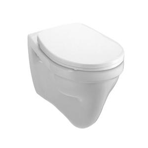 Alföldi  Saval 2.0 Laposöblítésű fali-WC, Szerelése speciális tartó- és rögzítőszerelvényt igényel (70681901)