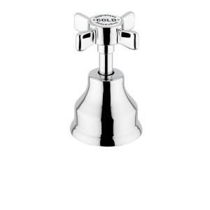 Bugnatese Princeton (860CR) króm zuhanycsaptelep Zárószelep
