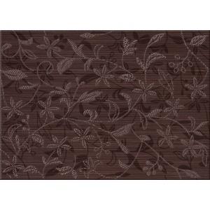 Cersanit TANAKA BROWN 25x35 cm dekor csempe (OD305-002)