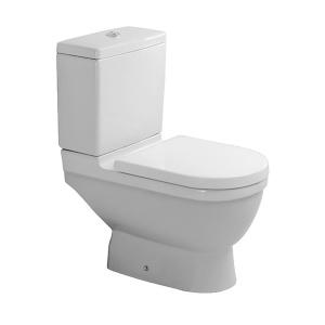 Duravit Starck 3 monoblokkos wc, mélyöblítésű, alsó kifolyású, tartály nélkül (0126010000)