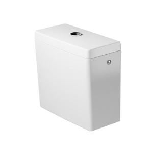 Duravit Starck 3 öblítőtartály monoblokkos wc-hez, vízbevezetés oldalt (0920000005)