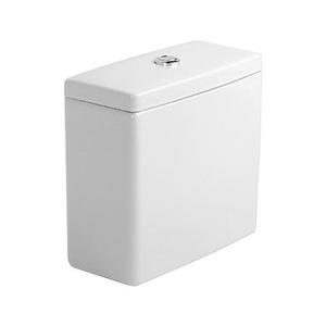 Duravit D Code öblítőtartály monoblokkos wc-hez, vízbevezetés oldalt (09270000004)