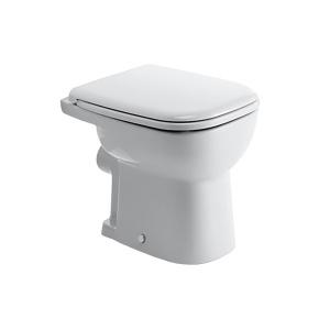 Duravit D Code álló wc, síköblítésű, hátsó kifolyás (21090900002)