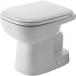 Duravit D Code álló wc, mélyöblítésű, alsó kifolyás (21100100002)
