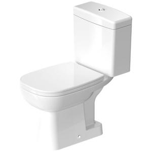 Duravit D Code monoblokkos wc, mélyöblítésű, alsó kifolyású, TARTÁLY NÉLKÜL (21110100002)