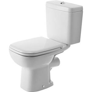 Duravit D Code monoblokkos wc, mélyöblítésű, hátsó kifolyású, TARTÁLY NÉLKÜL (21110900002)