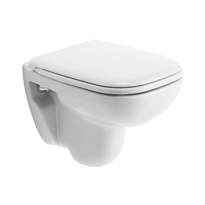 Duravit D Code fali wc compact, mélyöblítésű (22110900002)
